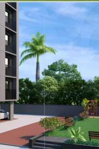 Gallery Cover Image of 1485 Sq.ft 2 BHK Apartment for buy in Gandhi Vraj Residency 2, Bhadaj for 6000000