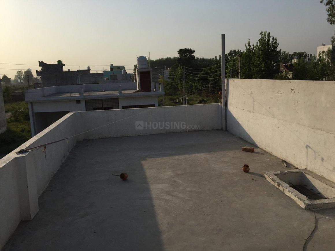 Terrace Image of 574 Sq.ft 2 BHK Independent House for buy in Mayapur for 1700000