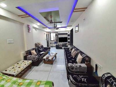 Gallery Cover Image of 1710 Sq.ft 3 BHK Apartment for buy in Padmanabh Dwarkesh Antilia, Motera for 8000000