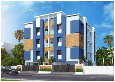 Gallery Cover Image of 818 Sq.ft 2 BHK Apartment for buy in KPN Silver Wood, Urapakkam for 4200000