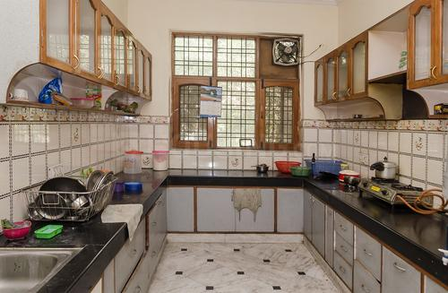 Kitchen Image of Pramod Nest 61 in Sector 61