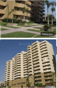 Gallery Cover Image of 750 Sq.ft 2 BHK Apartment for rent in Pyramid Fusion Homes, Sector 70A for 14000