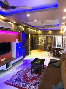 Gallery Cover Image of 1500 Sq.ft 3 BHK Independent Floor for rent in Salt Lake City for 60000