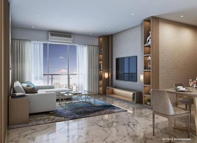 Gallery Cover Image of 1285 Sq.ft 2 BHK Apartment for buy in Nirvana, Parel for 26500000