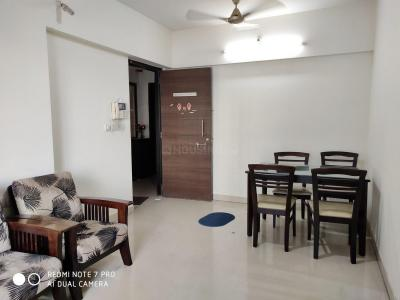 Gallery Cover Image of 585 Sq.ft 1 BHK Apartment for rent in Vasant Fiona, Thane West for 26500