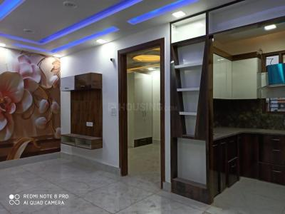 Gallery Cover Image of 400 Sq.ft 1 BHK Independent Floor for rent in Dwarka Mor for 7500