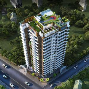 Gallery Cover Image of 678 Sq.ft 1 BHK Apartment for buy in Chembur for 8936000