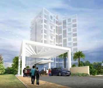 Gallery Cover Image of 1150 Sq.ft 2 BHK Apartment for rent in Wakad for 25000