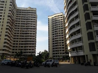 Gallery Cover Image of 635 Sq.ft 1 BHK Apartment for rent in Ajmera Yogi Dham, Kalyan West for 10000