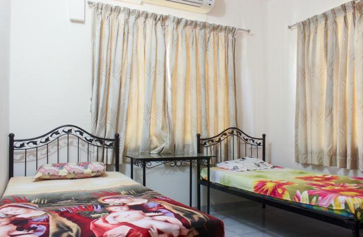 पिंपले निलख में टी2 नन्दनवन के बेडरूम की तस्वीर