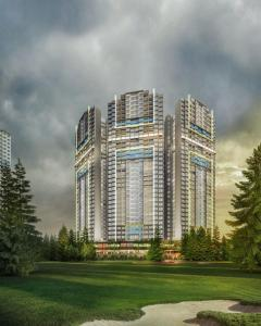 Gallery Cover Image of 860 Sq.ft 2 BHK Apartment for buy in Paranjape Schemes Blue Ridge The Orion, Hinjewadi for 6599090