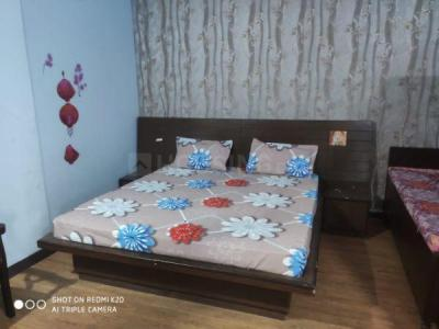 Bedroom Image of Mannat PG in Sector 16