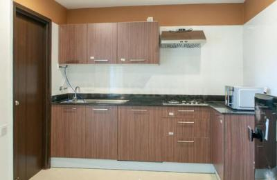 Kitchen Image of 3 Bhk In Golf Edge Residences in Gachibowli