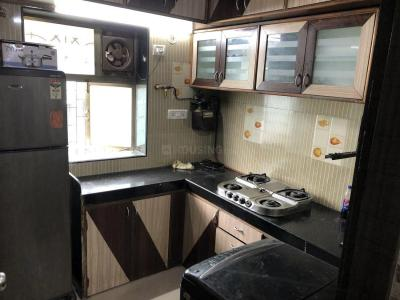 Kitchen Image of Furnished 3 Sharing Room in Andheri East