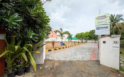 4088 Sq.ft Residential Plot for Sale in Neelankarai, Chennai