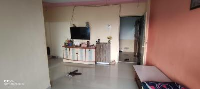 Hall Image of 850 Sq.ft 2 BHK Apartment for buy in Raj Palace Housing, Nalasopara West for 3600000