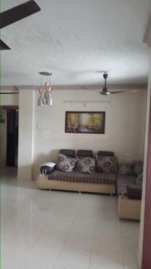 Living Room Image of 650 Sq.ft 1 BHK Apartment for buy in Mahalaxmi Vihar, Vishrantwadi for 4500000