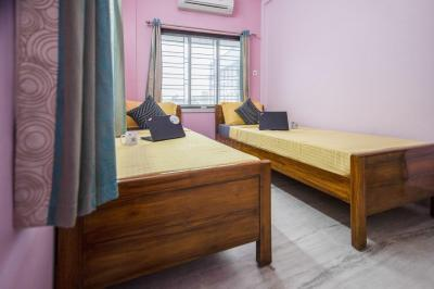 Bedroom Image of PG 4788446 Mukundapur in Mukundapur