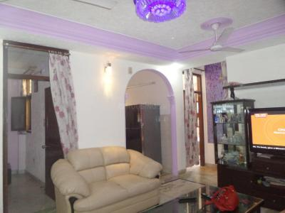 Gallery Cover Image of 1200 Sq.ft 3 BHK Apartment for buy in Sheikh Sarai for 6800000
