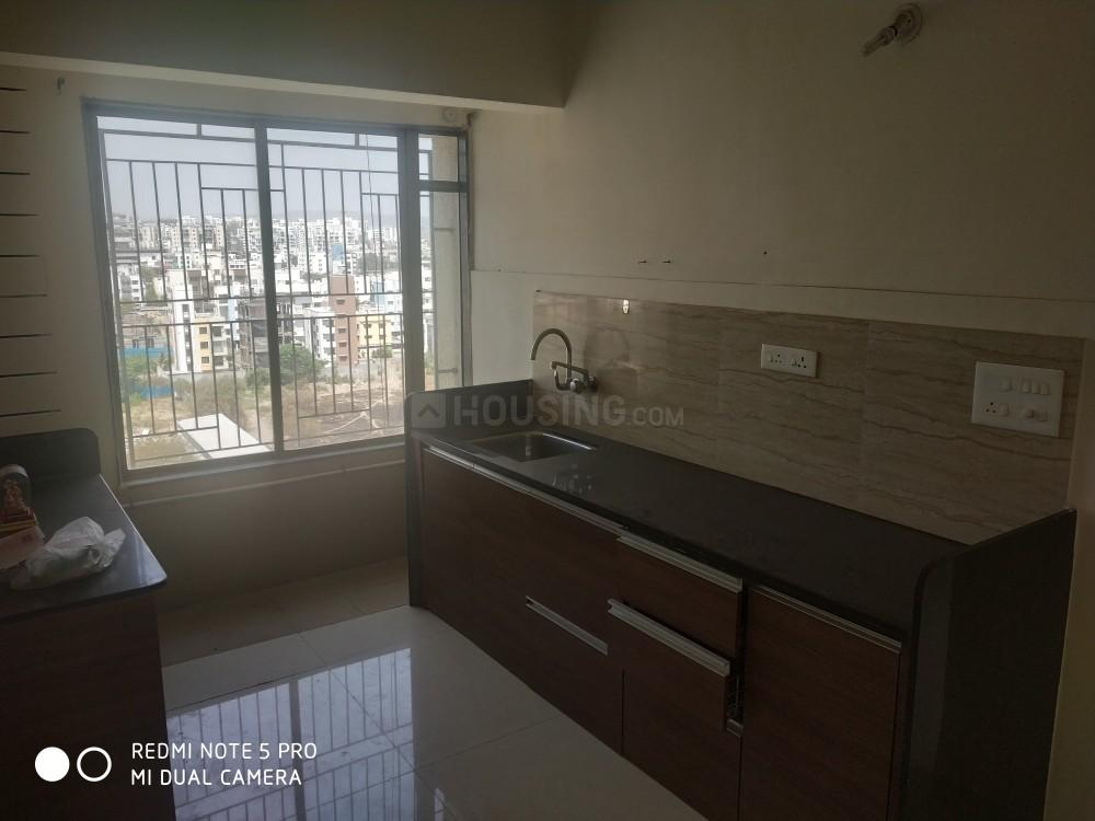 Kitchen Image of 1200 Sq.ft 2 BHK Apartment for rent in Baner for 19000