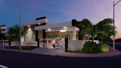 Gallery Cover Image of 1350 Sq.ft 2 BHK Independent House for buy in Tadikonda for 3800000