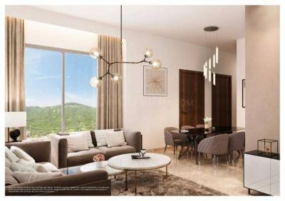 Hall Image of 600 Sq.ft 1 BHK Apartment for buy in Dahisar East for 5400000