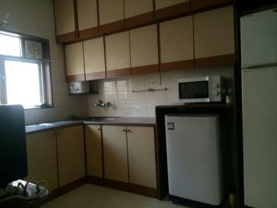 Gallery Cover Image of 580 Sq.ft 1 BHK Apartment for rent in Swaraj Juhu Abhishek CHS, Andheri West for 40000