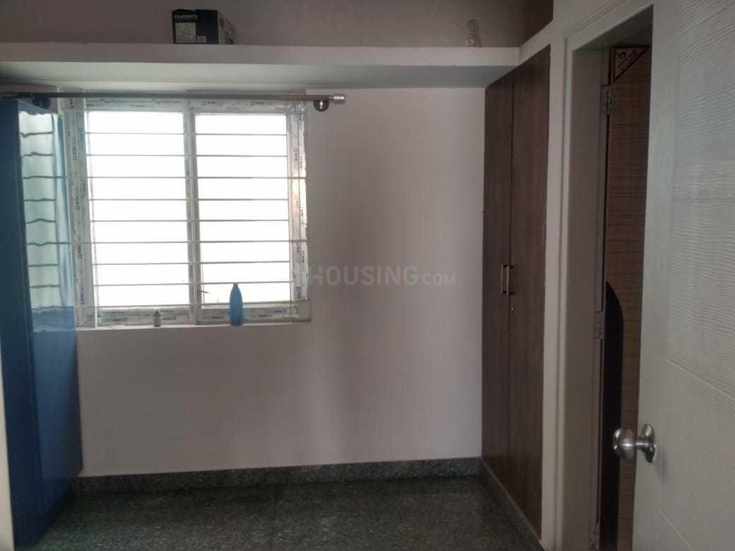 Bedroom Image of 655 Sq.ft 1 BHK Apartment for rent in Kalyan Nagar for 13800