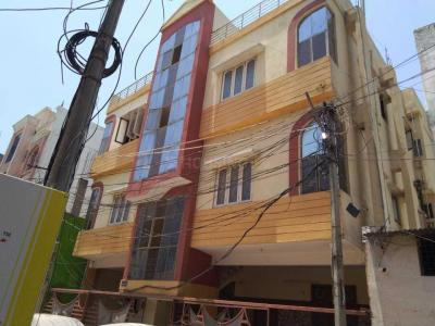 Gallery Cover Image of 1000 Sq.ft 3 BHK Independent House for rent in Toli Chowki for 15000