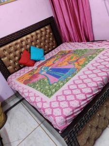 Bedroom Image of Girls PG in Ramesh Nagar