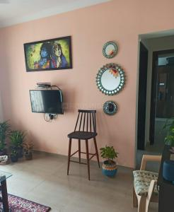 Gallery Cover Image of 600 Sq.ft 1 BHK Apartment for rent in Riddhi Heights, Goregaon West for 25000