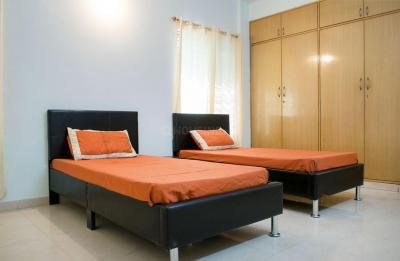 Bedroom Image of S 02 S V Pride Apartments in Kaggadasapura