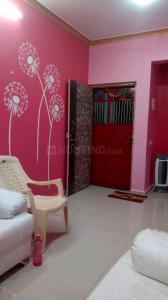 Gallery Cover Image of 635 Sq.ft 1 BHK Apartment for buy in Om Giridhar Society, Kalyan West for 3600000