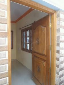 Gallery Cover Image of 1200 Sq.ft 1 BHK Apartment for rent in Shree Valsam, Ramamurthy Nagar for 10000