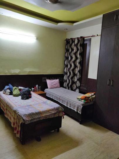 Bedroom Image of Guru Ji PG in Sector 28