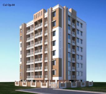 Gallery Cover Image of 580 Sq.ft 1 BHK Apartment for buy in Dombivli West for 3650000