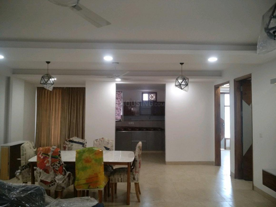 Living Room Image of 1900 Sq.ft 3 BHK Independent Floor for buy in Sector 8 Dwarka for 14500000