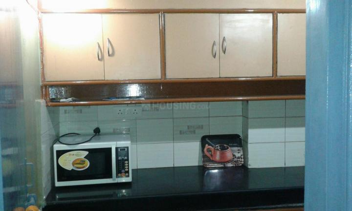 Kitchen Image of Luxury PG For Corporate Professionals in Indrapuri