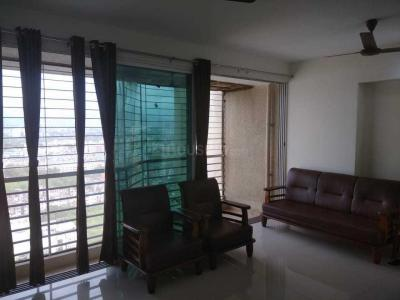 Gallery Cover Image of 1350 Sq.ft 3 BHK Apartment for rent in Ulwe for 13000