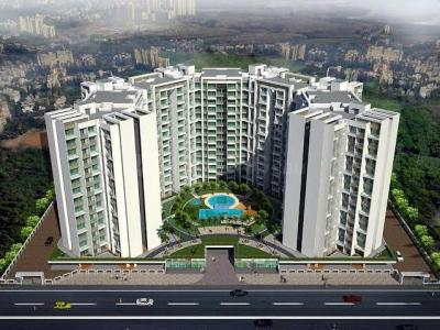 Gallery Cover Image of 650 Sq.ft 1 BHK Apartment for buy in Gajra Bhoomi Gardenia 1, Kalamboli for 4700000