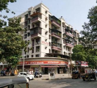 Gallery Cover Image of 600 Sq.ft 1 BHK Apartment for buy in Airoli for 7500000