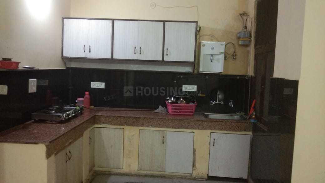 Kitchen Image of Girls PG in Niti Khand
