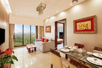 Gallery Cover Image of 731 Sq.ft 1 BHK Apartment for buy in Marathon Nextown, Padle Gaon for 4300000