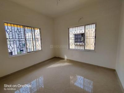 Gallery Cover Image of 601 Sq.ft 1 BHK Apartment for buy in New Town Society, New Town for 2650000