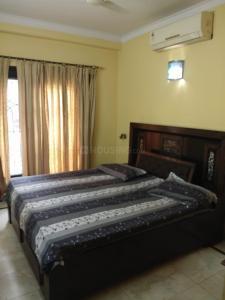 Bedroom Image of Boys PG Single Room in Malviya Nagar