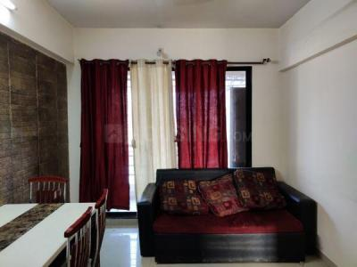 Gallery Cover Image of 680 Sq.ft 1 BHK Apartment for rent in Kopar Khairane for 25000