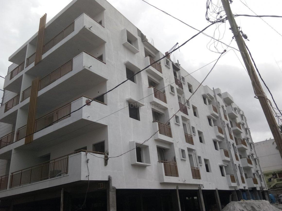 Building Image of 1149 Sq.ft 2 BHK Apartment for buy in Bilekahalli for 4500000