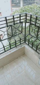 Balcony Image of 400 Sq.ft 1 BHK Apartment for rent in Kasba for 7000