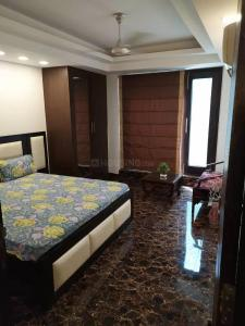 Gallery Cover Image of 1120 Sq.ft 2 BHK Independent Floor for rent in Omaxe Grand Woods, Sector 93B for 20000