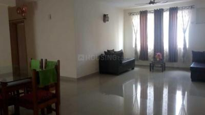 Gallery Cover Image of 2000 Sq.ft 3 BHK Apartment for rent in DLF New Town Heights, New Town for 35000